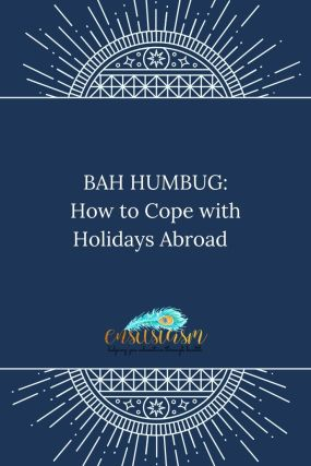 How to cope with holidays abroad