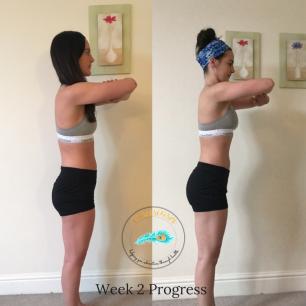 Week 2 Progress Side