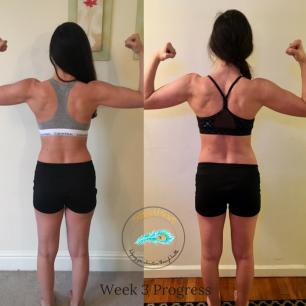 Week 3 Back Progress