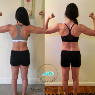Week 3 Back Progress