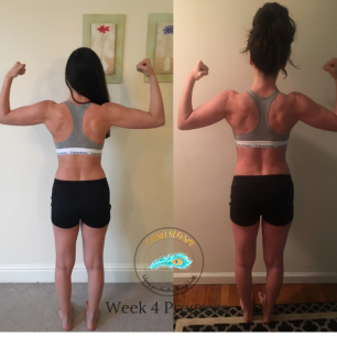 Week 4 Back progress