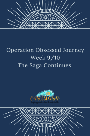 Week 910 Operation Obsessed